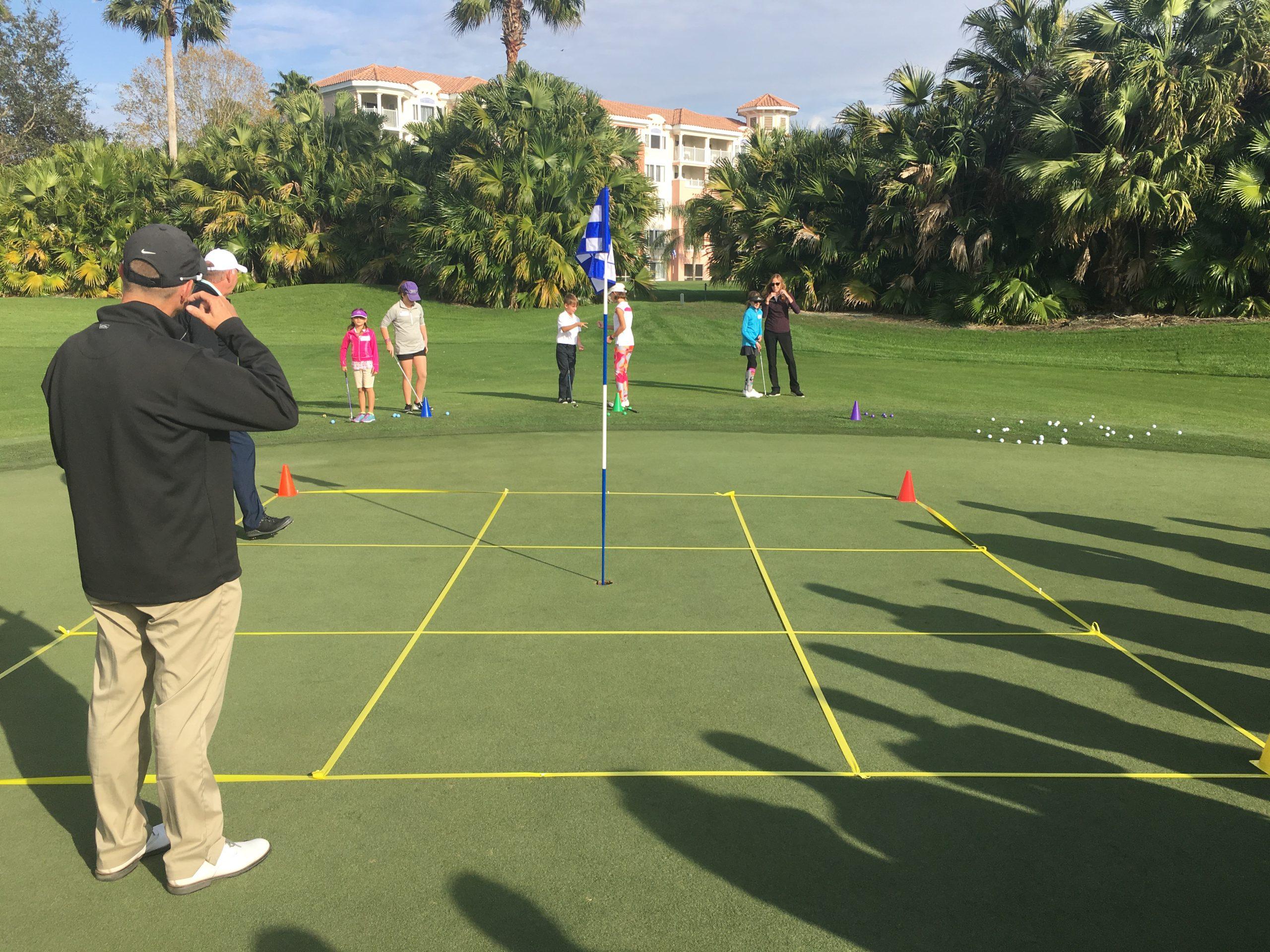 Homeschool Golf Lessons