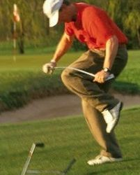 Mad Golfer