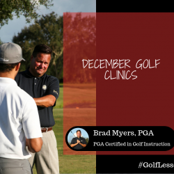 December Golf Clinics Sarasota