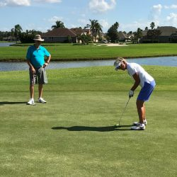 Hitting Solid Putts