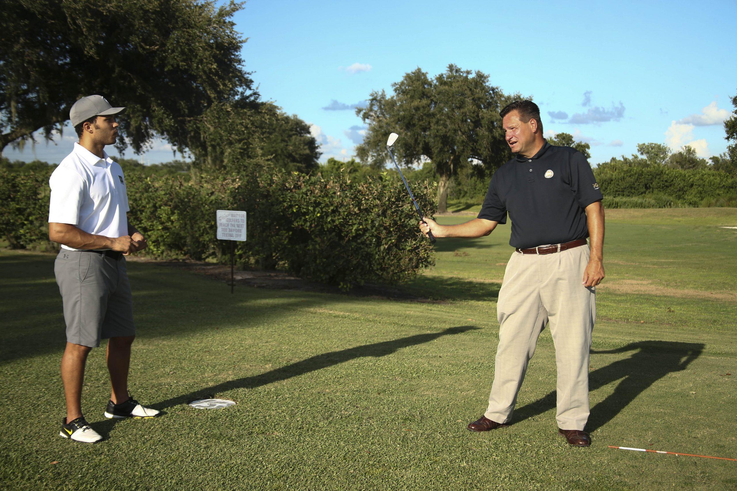 Golf Training Sarasota