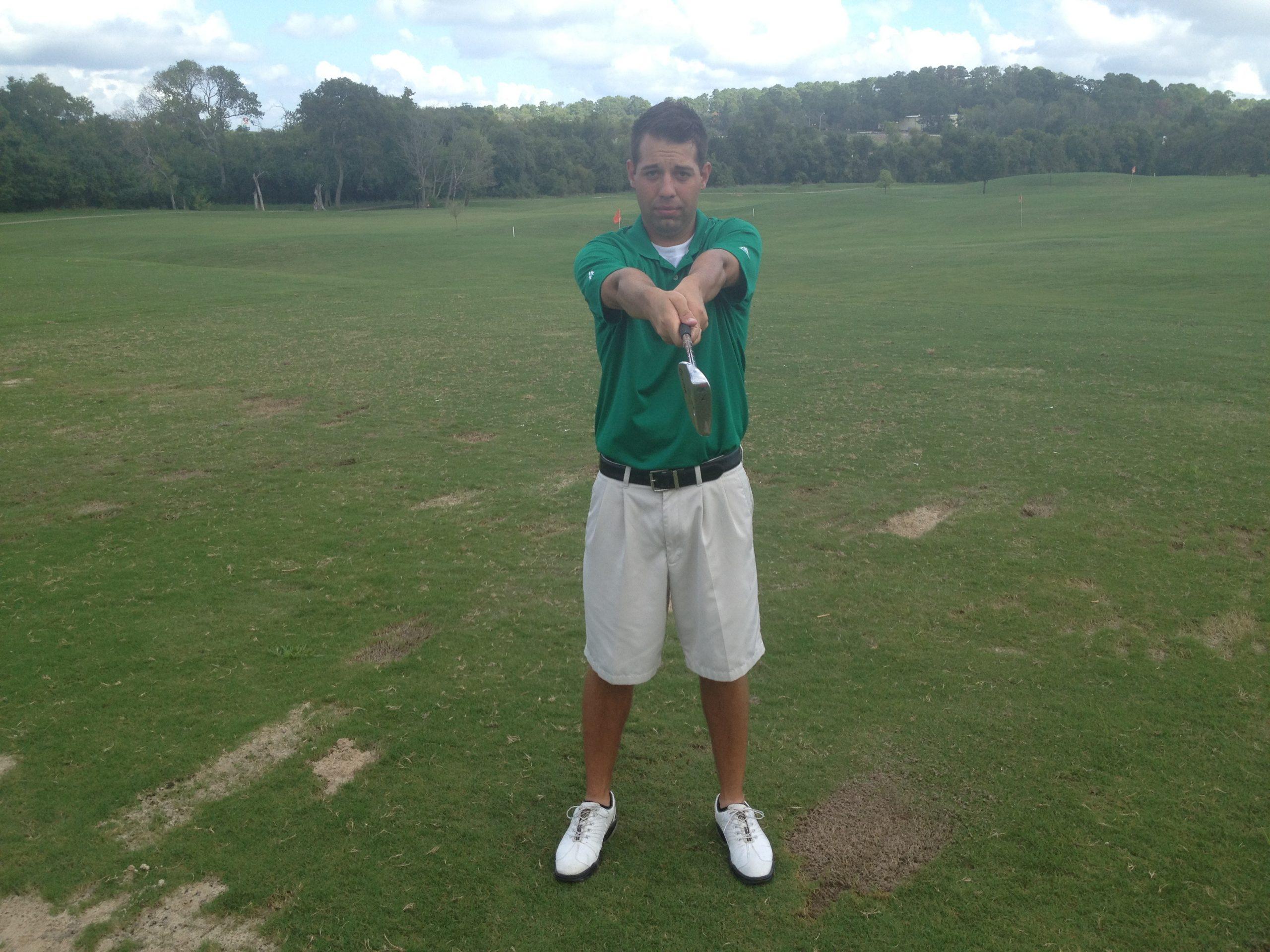 Golf Grip Secrets