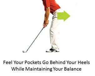 Pockets Behind Heels