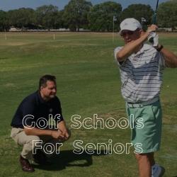 Senior Golf Schools