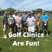 Golf Clinics In Bradenton